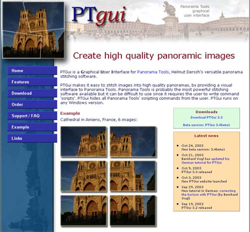 Top 8 360 Photo Stitching Software Alternative to PTGui